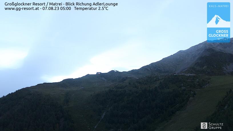 WEBkamera Matrei in Osttirol - Adler Lounge